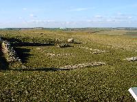 Maiden Castle - Roman - Celtic Temple dating approx AD400
